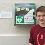 KIDSHEART makes 8 Schools in Baar Heart-Safe