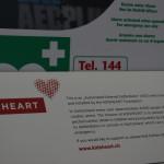 KIDSHEART makes all schools in Risch heart safe!